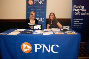 PNC booth
